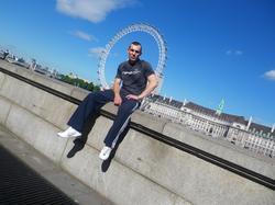 Krzysztof 35 lat londyn