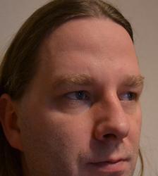 Karol 35 lat Sztokholm