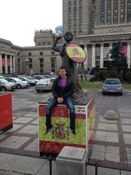 Andrii 25 lat Warszawa